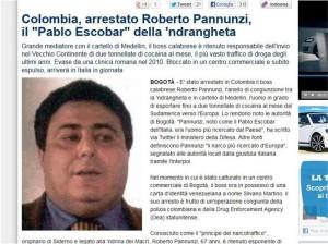 Кралят на дрогата за Европа заловен в Колумбия