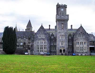 Училище Форт Огъстъс е било един от най-престижните католически училища-интернати в Шотландия