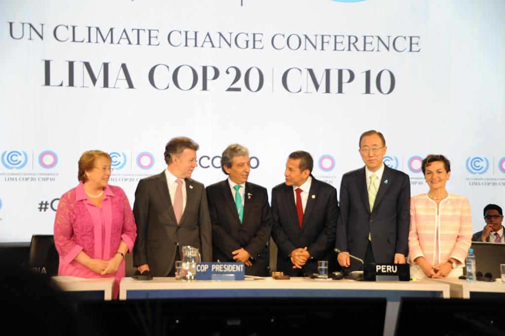 COP 20 Lima Peru