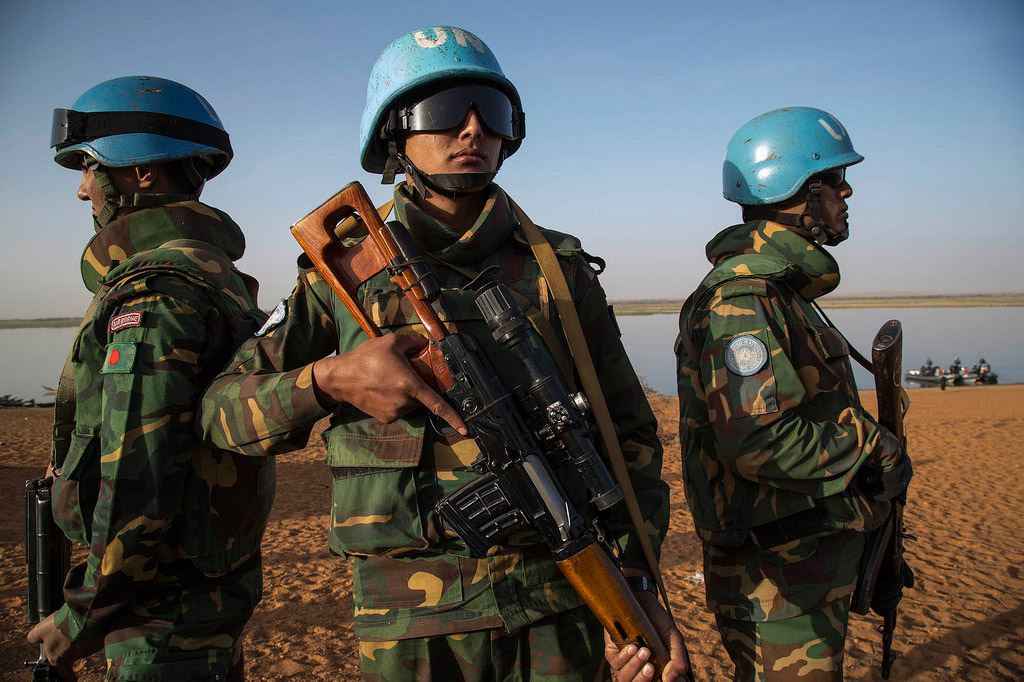 03-06-2015MINUSMA_Troops
