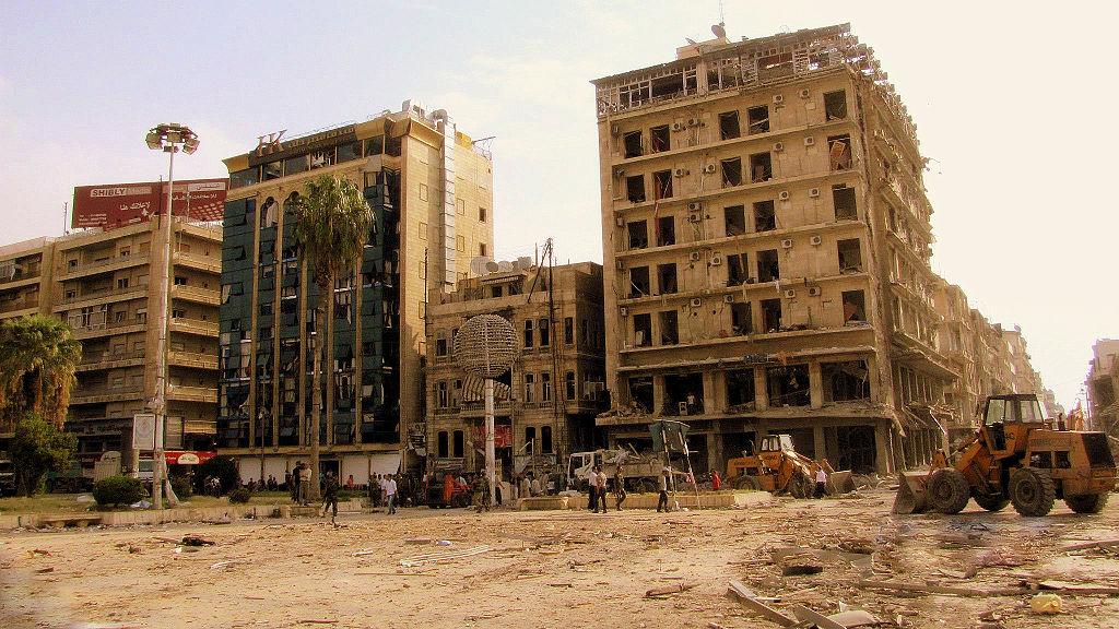 Alepo, Syria
