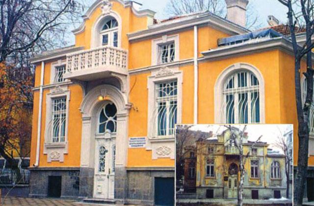"""Програмата """"Красива България"""" спомага за реставрирането на стари сгради и културни паметници. Снимка: UNDP"""
