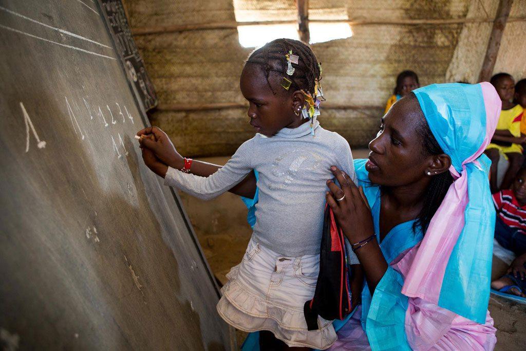 Снимки: UNICEF/UNI203065/Dicko