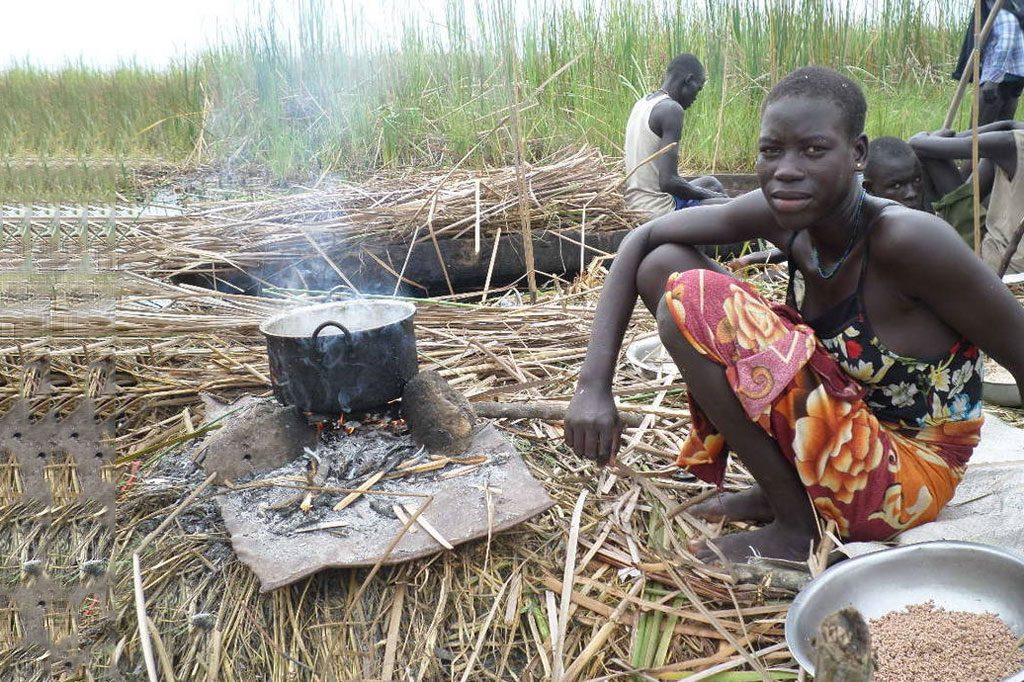 Снимка:  FAO South Sudan