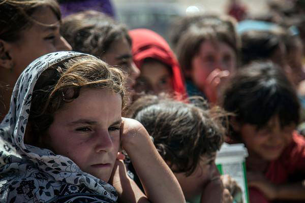 Снимка: OCHA Iraq