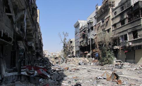 Снимка: UNRWA