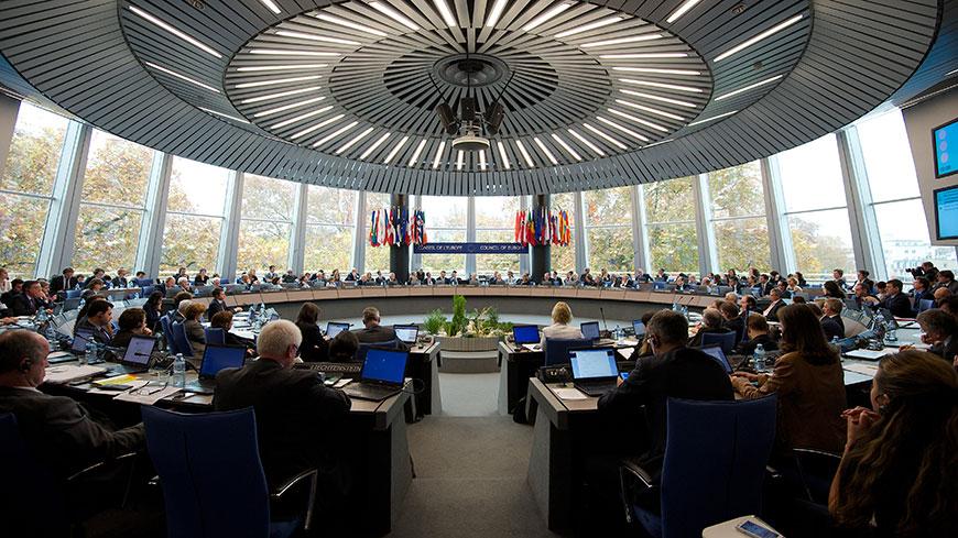 Снимка: Council of Europe